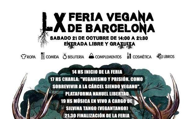 LX Feria Vegana de Barcelona