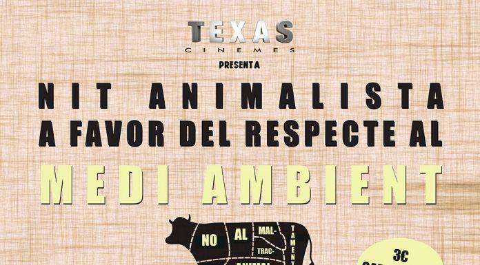 Noche animalista La Barbacoa Empatía Cinemes Texas