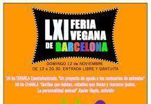 LXI Feria Vegana de Barcelona