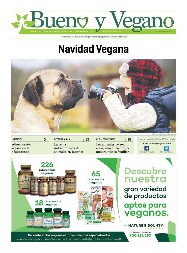 Bueno y Vegano Diciembre 2017