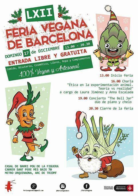 LXII Feria Vegana de Barcelona