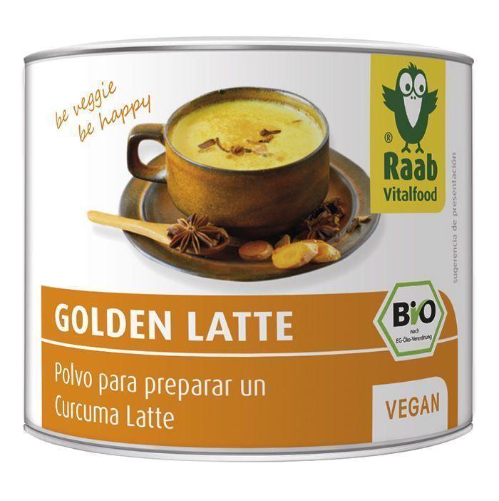 Raab Vitalfood Golden Latte cúrcuma