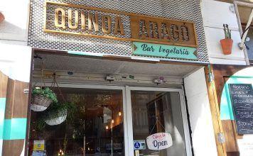 La verdura te seduce en Quinoa Bar Vegetarià Quinoa Aragó