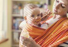 Alimentación para la madre vegetariana / vegana durante la lactancia