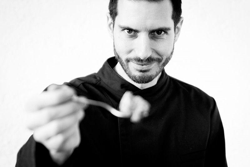 Luís García Chef