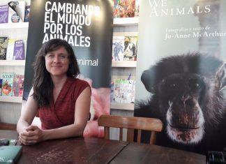 Jo-Anne McArthur We Animals