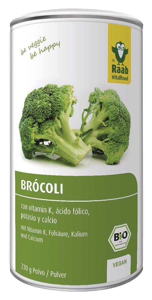 Raab Vitalfood Brócoli