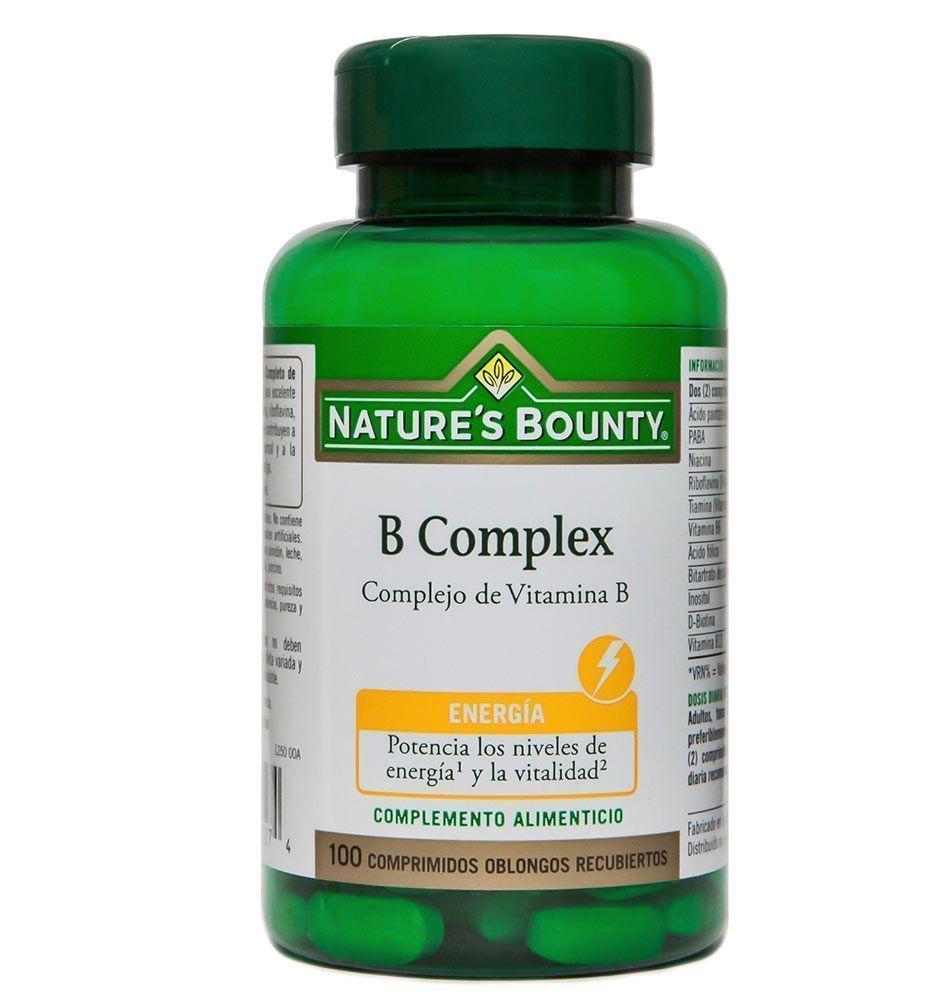 Nature's Bounty B Complex