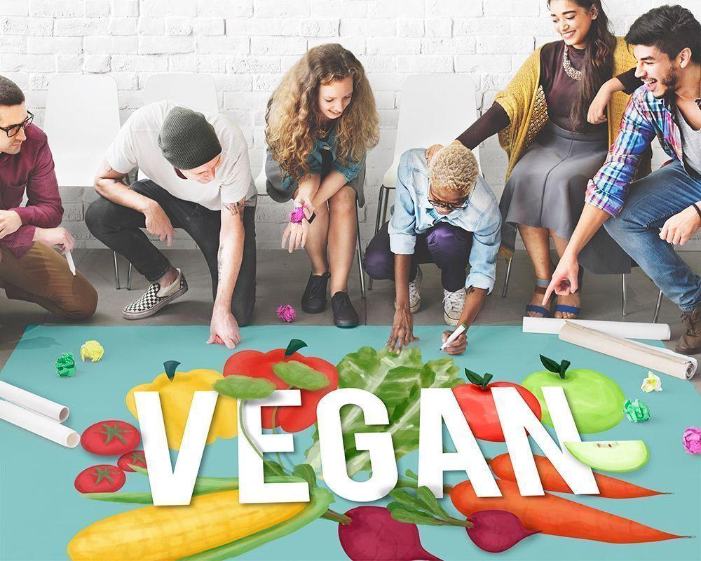 Veganismo dar el paso go vegan
