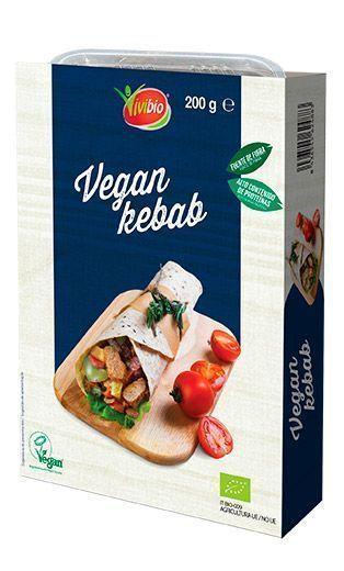 Kebab Seitan Vivibio