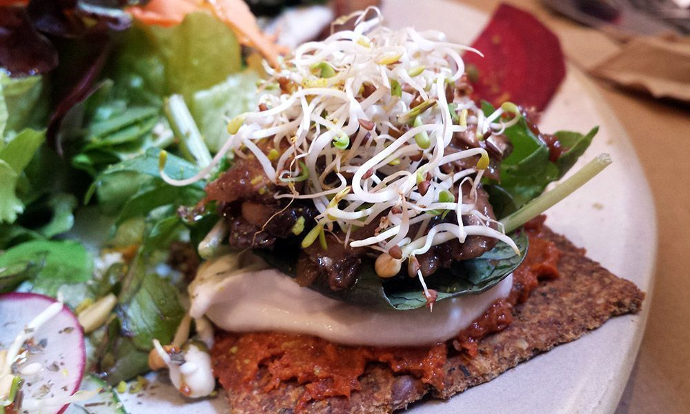 Petit Brot Raw Vegan Barcelona