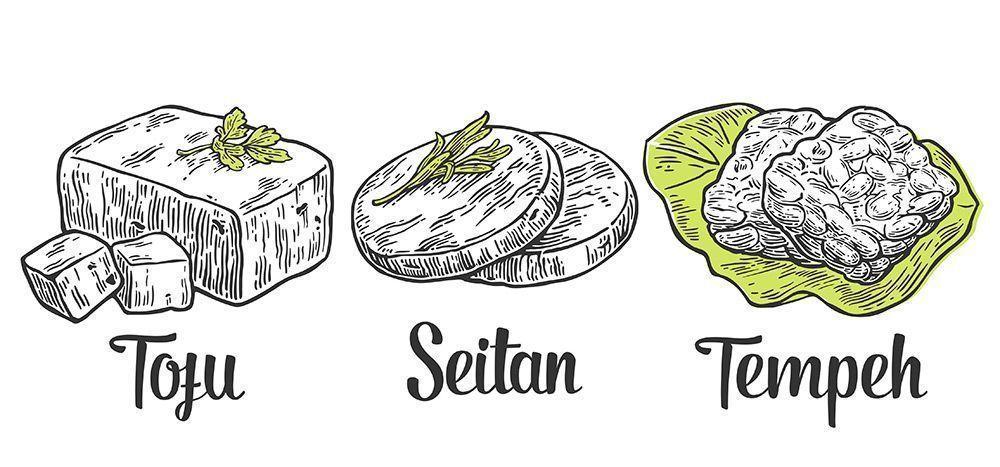 Cocina vegana 4 estaciones