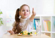 alimentación vegana equilibrada 2-10 años
