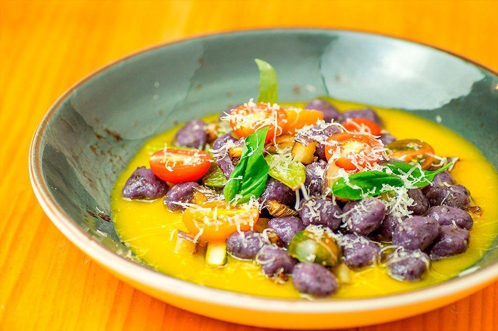 pizzi & dixie restaurante vegano madrid