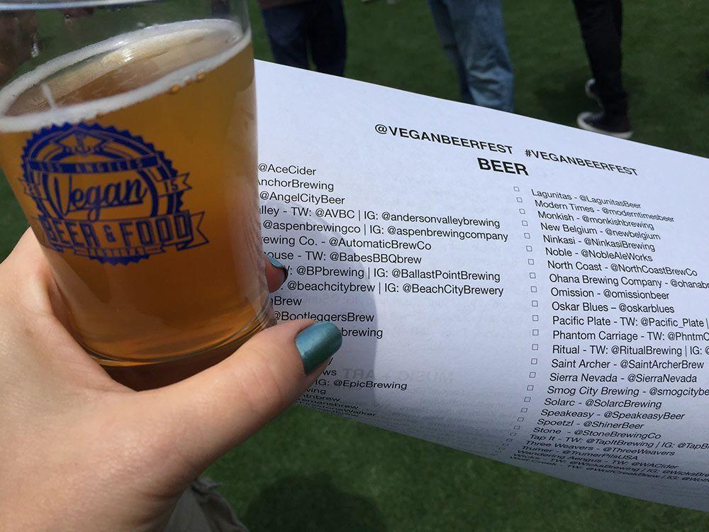 Cervezas de origen animal