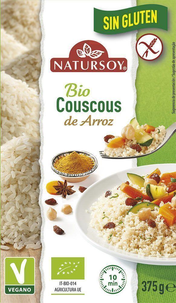 Bio Couscous de arroz
