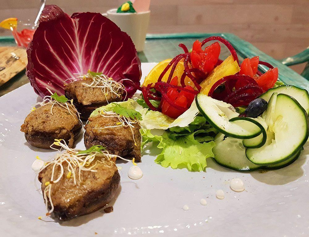 Samelo Veg, cocina vegana con amor