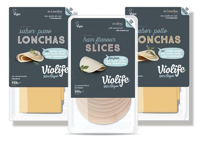 Nuevos Loncheados 100% Veganos, de Violife