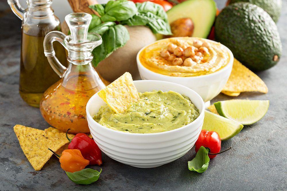 10 patés vegetales para incorporar a tu cocina