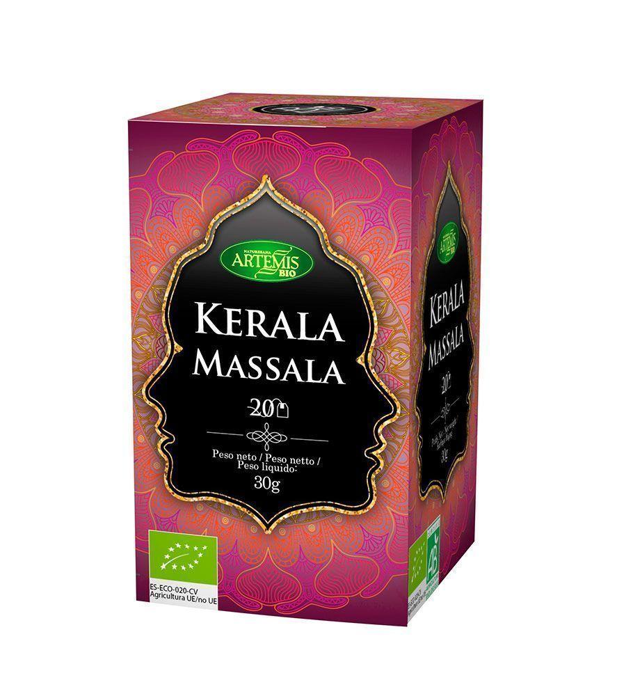 Kerala Massala es sustituto ideal al café, de Artemisbio