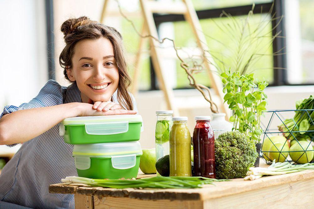 Tuppers veganos alimentación vegana nutrición bueno y vegano