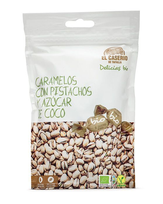 Caramelos ecológicos y veganos, de El Caserío de Tafalla