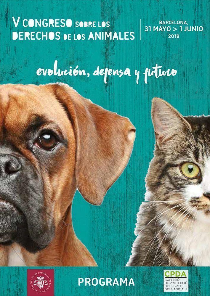 Ilustre Colegio de Abogados de Barcelona (ICAB), con el Congreso sobre los Derechos de los Animales