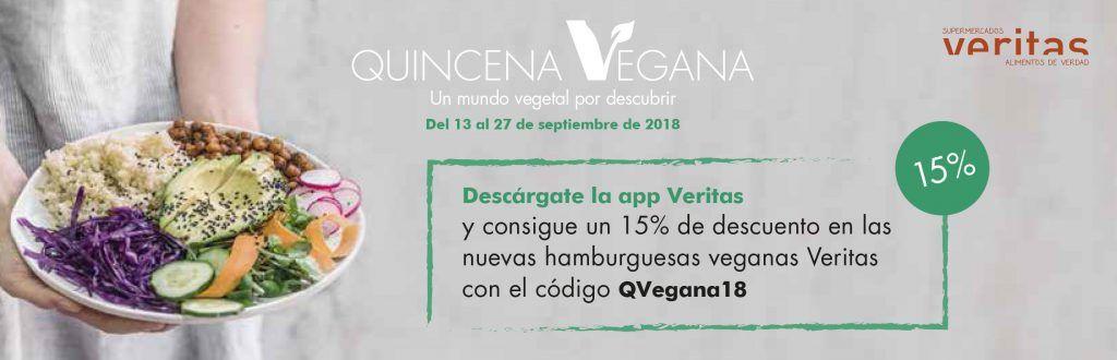 Quincena vegana Veritas