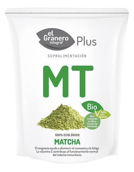 Té Matcha 100% Ecológico El Granero Integral