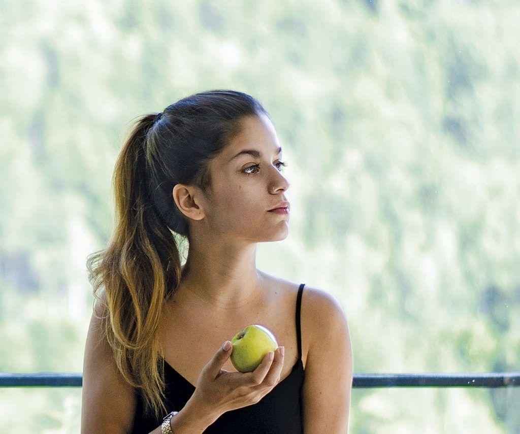 "Entrevista a Jenny Rodríguez, autora de ""Vive vegano"""
