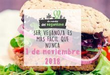 """""""Ser vegano/a es más fácil que nunca"""": Día Mundial del Veganismo"""