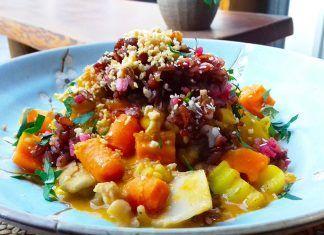 Comer bueno y vegano por el mundo: Sabores asiáticos en Berlín