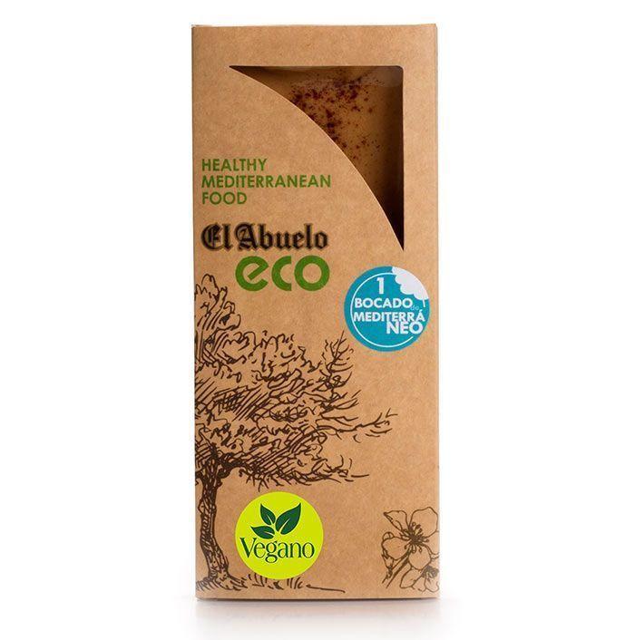 El Abuelo Eco, Delicioso Turrón Vegano, de Jijona, S.A.