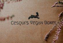 Cesqui's Vegan Boxes: Las cajas extraordinarias que hacen felices a los animales