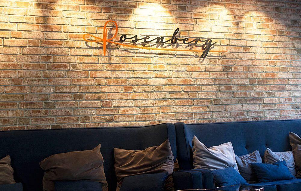 Rosenberg, una cafetería con encanto en Potsdam