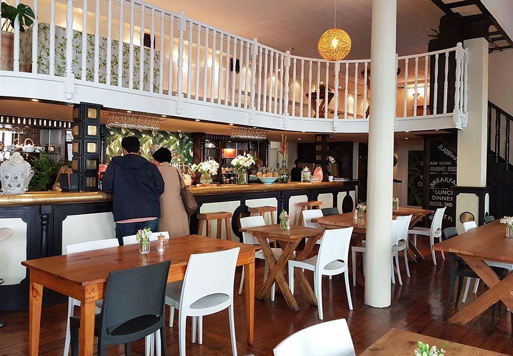 Explosión de sabores en Ciudad del Cabo