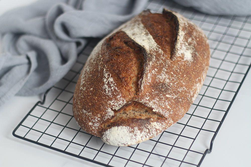 Cómo hacer nuestro propio pan en casa