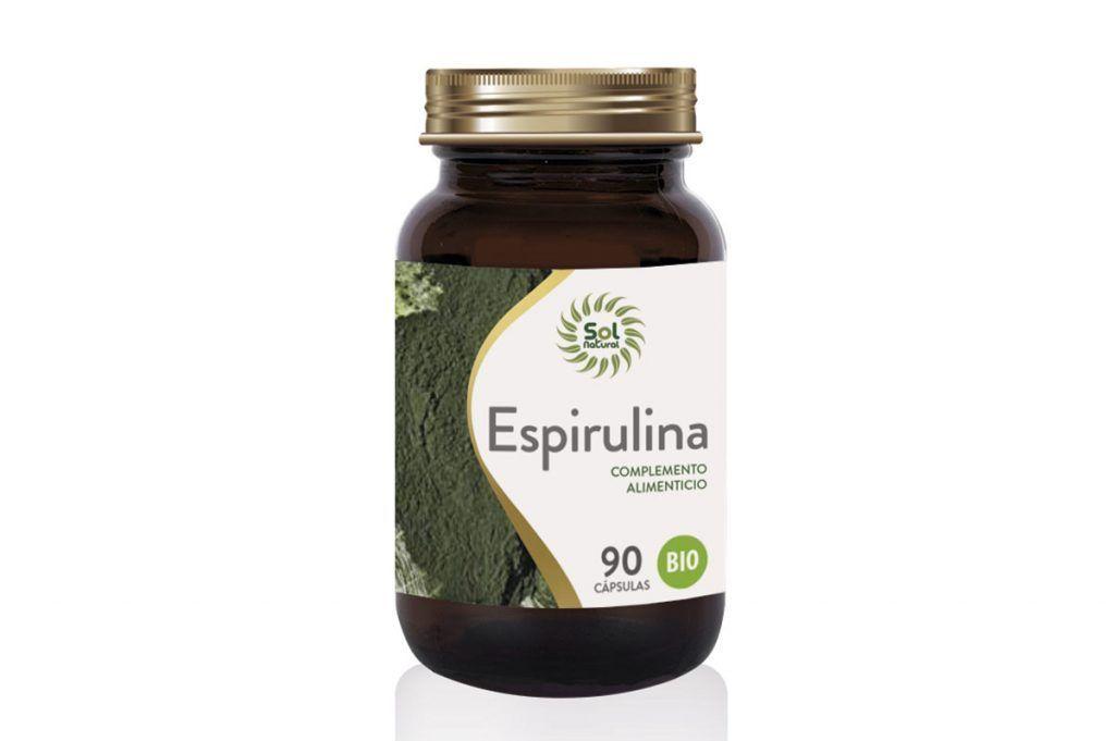 Espirulina, de Sol Natural