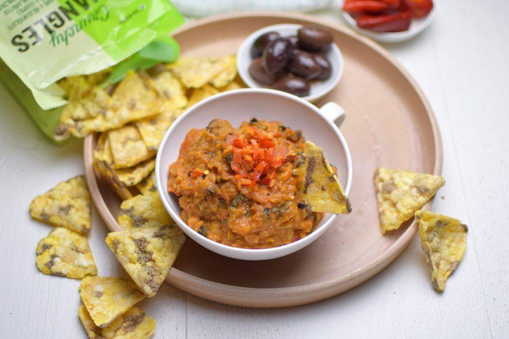 Zaalouk: una deliciosa salsa marroquí de berenjena y tomate