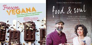 Gastronomía vegana en dos libros estupendos