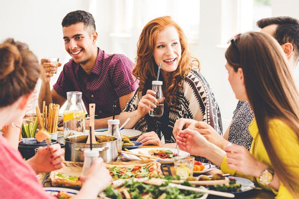 Ser vegano, de barrio y poco o nada healthy