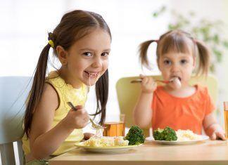 ¿Es apta para niños una dieta vegana? alimentación vegana niños