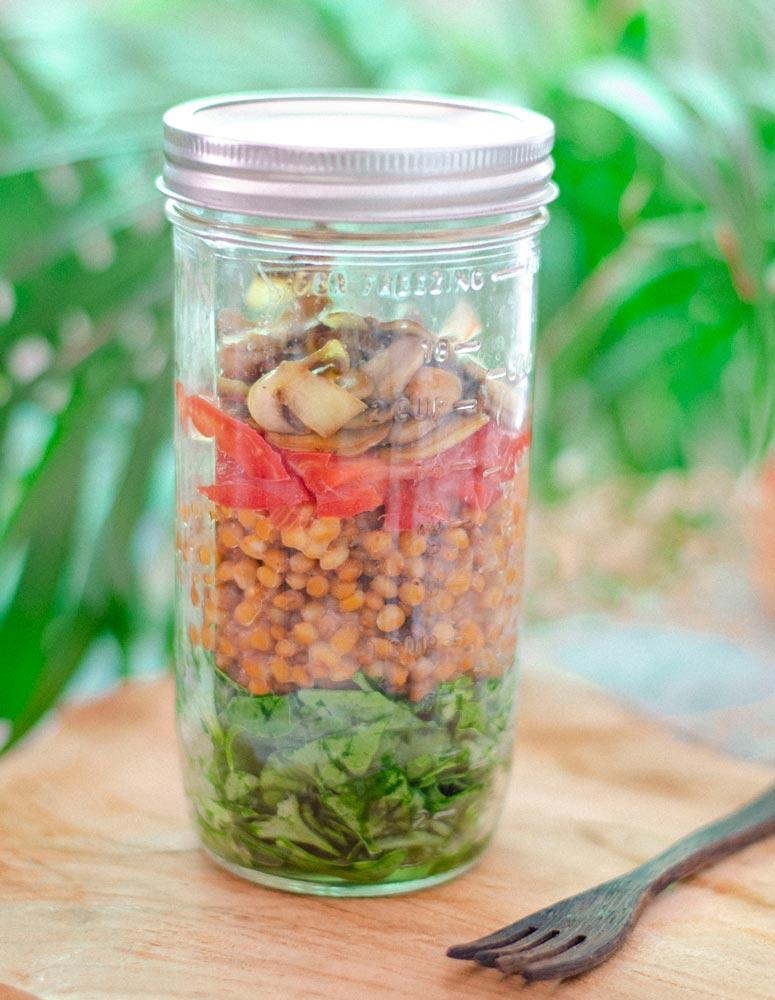 3 Tuppers saludables y 100% vegetales para la vuelta al trabajo