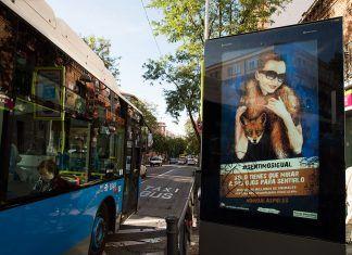 'Sentimos Igual' lleva la realidad de los animales a las calles de Madrid
