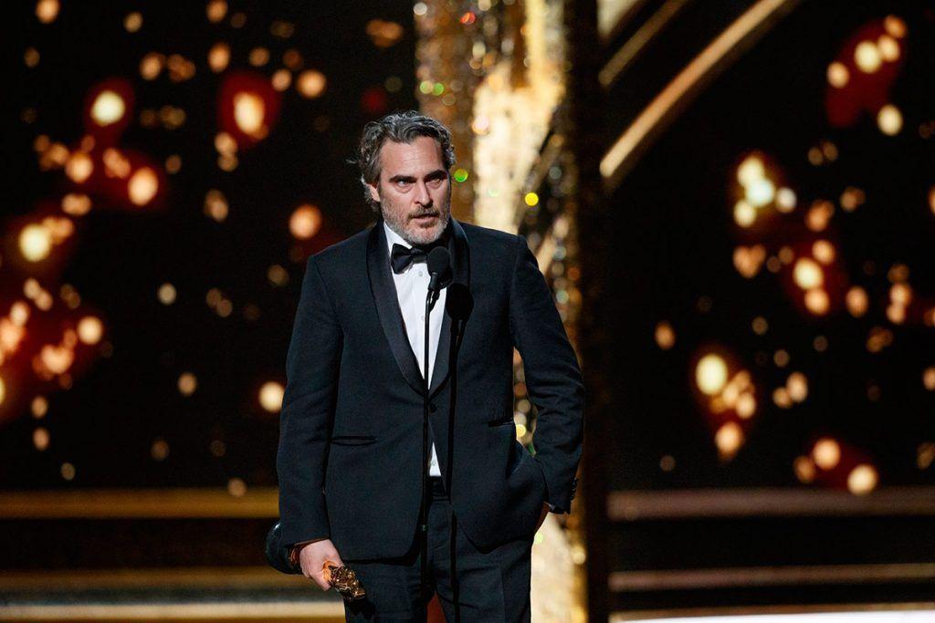 Discurso y menú vegano en la gala de los Oscars 2020