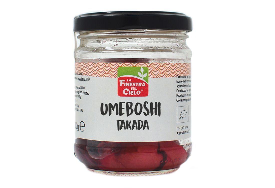 ciruela Umeboshi medicina tradicional