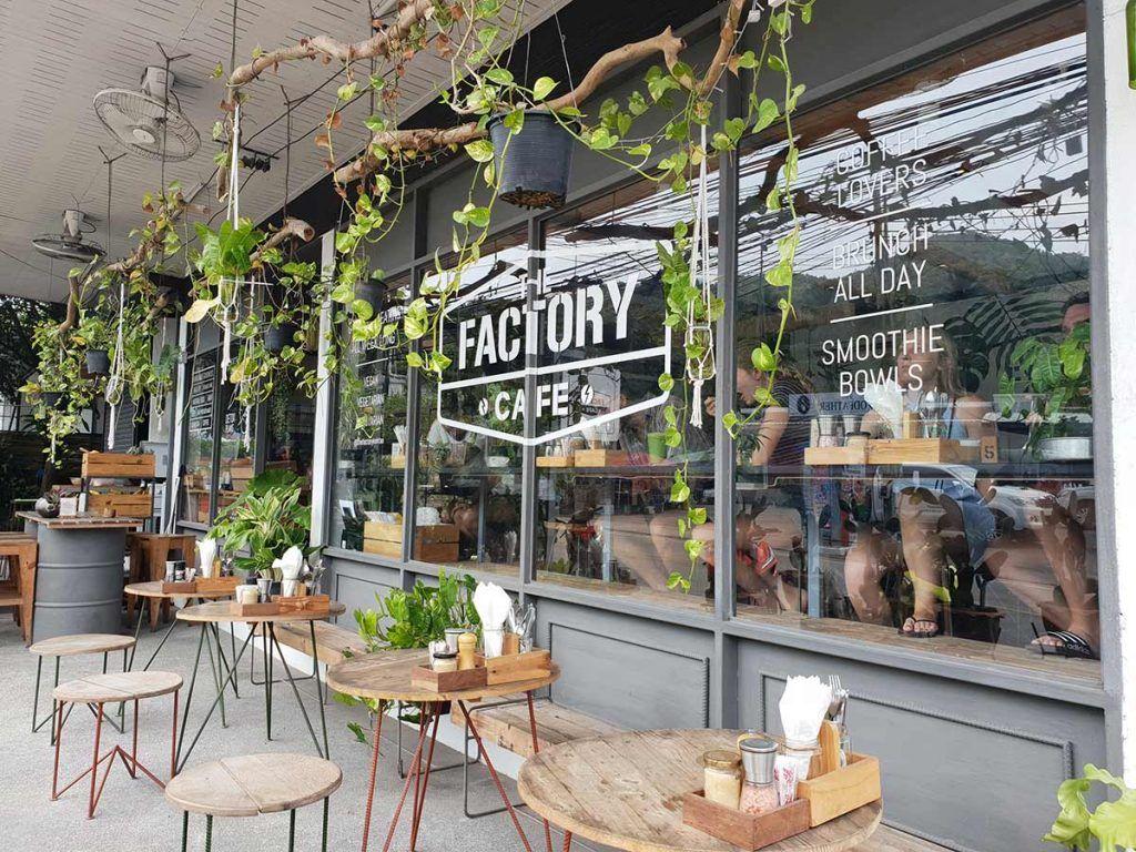 The Factory Café