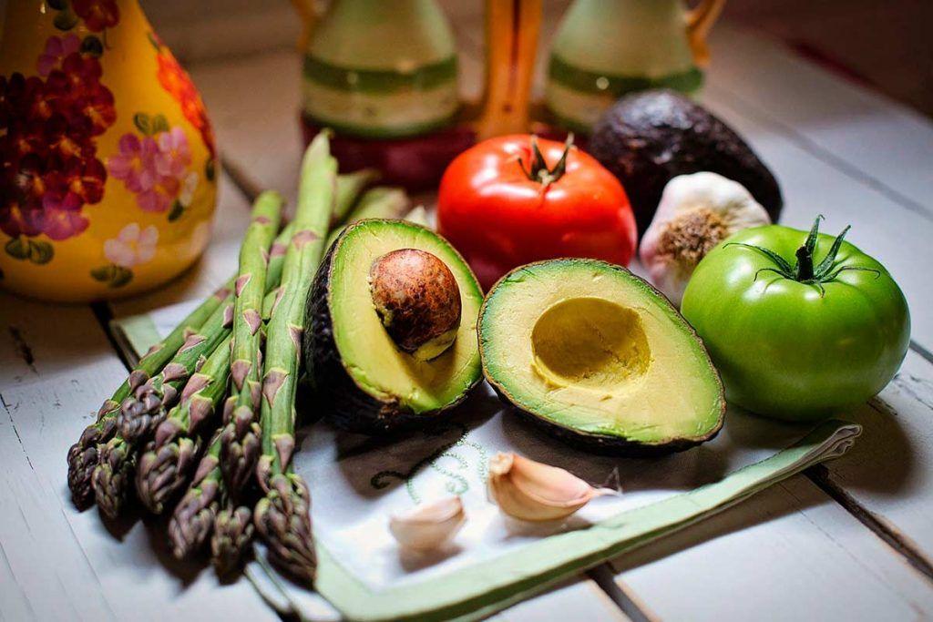 Una dieta vegana puede ayudar a prevenir el asma