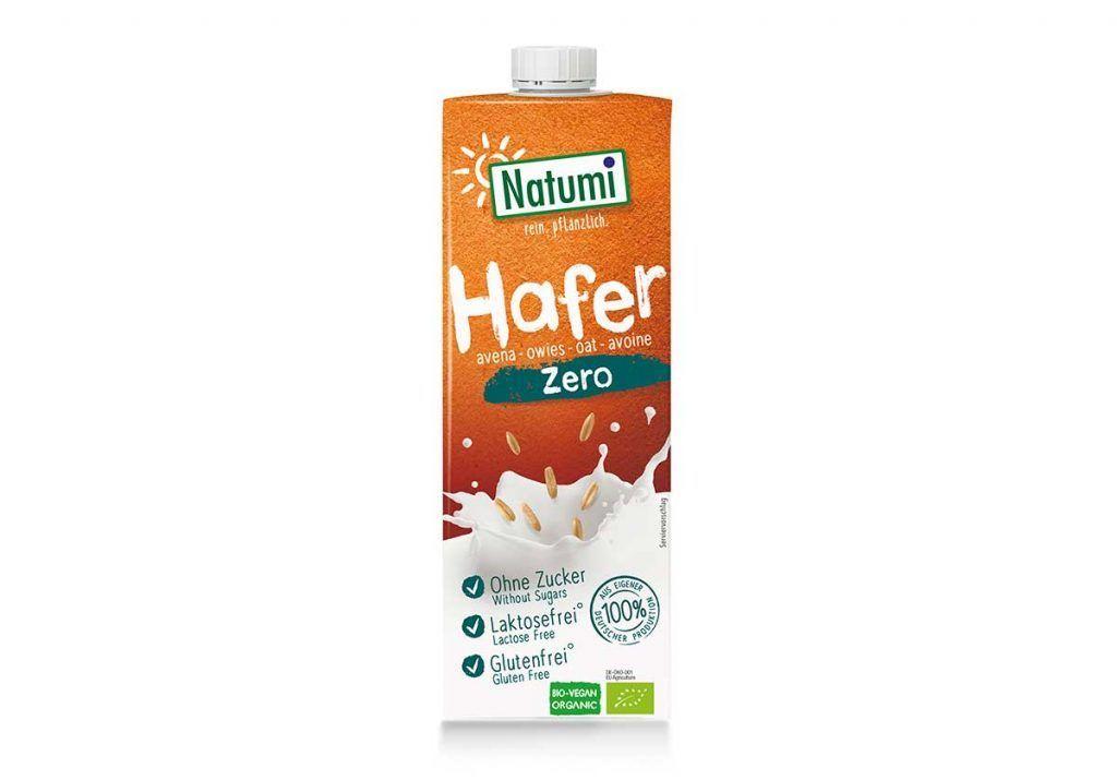 Bebida de avena 0% azúcar 'Hafer Zero', de Natumi