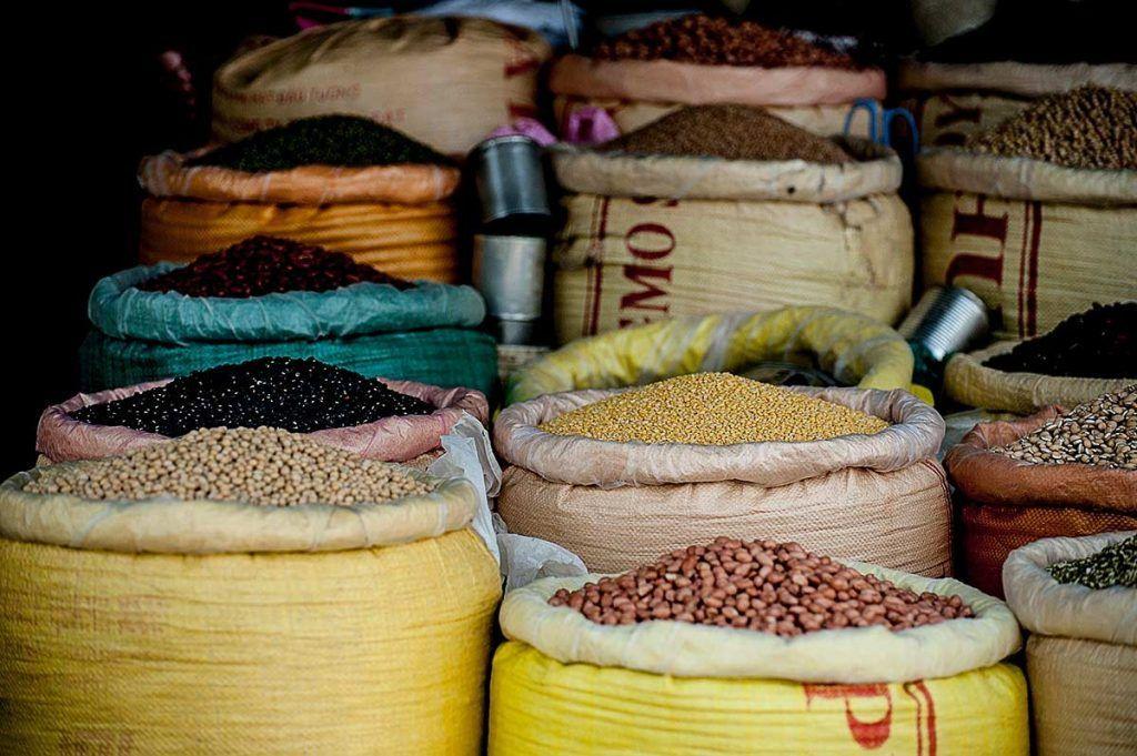 La compra de legumbres se disparó un 335% antes del confinamiento